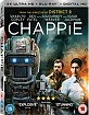 Chappie 4K (4K UHD + Blu-ray + UV Copy) (UK Import) Blu-ray