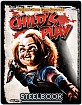 Child's Play (1988) - Zavvi Exclusive Limited Edition Steelbook (UK Import ohne dt. Ton) Blu-ray