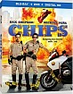 Chips (2017) (Blu-ray + DVD + UV Copy) (US Import ohne dt. Ton) Blu-ray