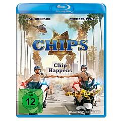 Chips - Chip Happens (Blu-ray + UV Copy) Blu-ray