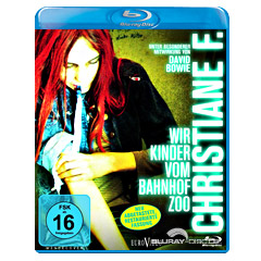 Christiane F. - Wir Kinder vom Bahnhof Zoo Blu-ray