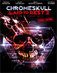 ChromeSkull: Laid to Rest 2 - Limited Uncut Edition (Blu-ray + DVD) (AT Import) Blu-ray