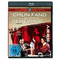 Chun Fang - Das blutige Geheimnis (Shaw Brothers Special Edition) Blu-ray