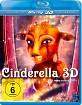 Cinderella (2012) 3D (Blu-ray 3D) Blu-ray