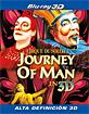 Cirque du Soleil - Journey of Man 3D (Blu-ray 3D) (ES Import ohne dt. Ton) Blu-ray