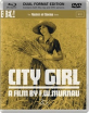 City Girl (Blu-ray + DVD) (UK Import ohne dt. Ton) Blu-ray