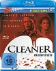 Cleaner - Sein Geschäft ist der Tod (TV Movie Edition) Blu-ray