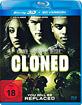 Cloned (2012) 3D (Blu-ray 3D) Blu-ray