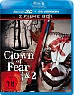 Clown of Fear 1&2 3D (Blu-ray 3D) (Neuauflage) Blu-ray