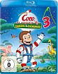 Coco, der neugierige Affe 3 - Zurück in den Dschungel Blu-ray
