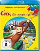 Coco, der neugierige Affe Blu-ray