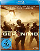 Code Name: Geronimo Blu-ray