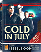 Cold in July - Zavvi Exclusive Limited Edition Steelbook (UK Import ohne dt. Ton) Blu-ray