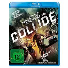 Collide (2016) Blu-ray