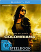 Colombiana (Limited Steelbook Collection) Blu-ray