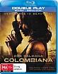 Colombiana (2011) (Blu-ray + Digital Copy) (AU Import ohne dt. Ton) Blu-ray