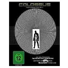 Colossus - The Forbin Project (Limited Mediabook Edition) Blu-ray
