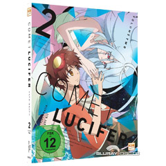 Comet Lucifer - Vol. 2 Blu-ray