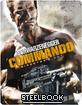 Commando (1985): Director's Cut - Limited Steelbook (IT Import) Blu-ray