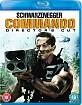 Commando - Director's Cut (UK Import) Blu-ray