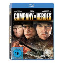 Company of Heroes Blu-ray