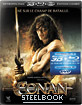 Conan (2011) 3D - Edition Collector (Steelbook) (FR Import ohne dt. Ton) Blu-ray