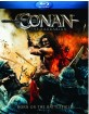 Conan the Barbarian (2011) (Blu-ray + DVD + Digital Copy) (Region A - US Import ohne dt. Ton) Blu-ray
