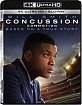 Concussion (2015) 4K (4K UHD + Blu-ray) (US Import ohne dt. Ton) Blu-ray