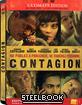 Contagion - Steelbook (Blu-ray + DVD + Digital Copy) - Edition Speciale FNAC (FR Import) Blu-ray