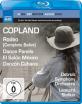 Copland: Rodeo, Dance Panels, El Salón México & Danzón Cubano (A Blu-ray