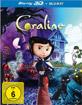 Coraline 3D (Blu-ray 3D + Blu-ray) Blu-ray