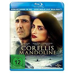 Corelli's Mandoline Blu-ray