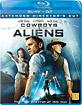 Cowboys & Aliens (Blu-ray + DVD + Digital Copy) (DK Import) Blu-ray