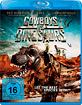 Cowboys vs. Dinosaurs Blu-ray