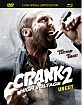 Crank 2: High Voltage - Uncut Edition (Limited Edition Media Book) Blu-ray