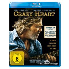 Crazy Heart Blu-ray