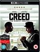 Creed (2015) 4K (4K UHD + Blu-ray + UV Copy) (UK Import) Blu-ray