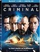 Criminal (2016) (Blu-ray + DVD + UV Copy) (Region A - US Import ohne dt. Ton) Blu-ray
