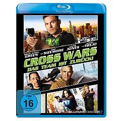 Cross Wars: Das Team ist zurück! Blu-ray