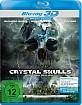Crystal Skulls - Das Ende der Welt 3D (Blu-ray 3D) (3. Neuauflage) Blu-ray
