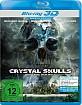 Crystal Skulls - Das Ende der Welt 3D (Blu-ray 3D) (Neuauflage) Blu-ray
