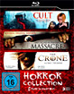 Cult (2013) + Saturday Morning Massacre + The Crone (Horror Collection) Blu-ray