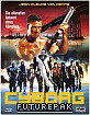 Cyborg (1989) (Limited FuturePak Edition) (AT Import) Blu-ray