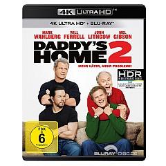 Daddy's Home 2 - Mehr Väter, mehr Probleme! 4K (4K UHD + Blu-ray) Blu-ray