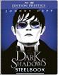 Dark Shadows - Steelbook (Blu-ray + DVD + Digital Copy + Audio CD) (FR Import) Blu-ray