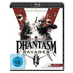 Das Böse V - Phantasm - Ravager Blu-ray