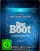 Das Boot (1981) - Kinofassung + Director's Cut (Limited Jubiläums Steelbook Edition) Blu-ray