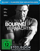 Das Bourne Vermächtnis (Limited Steelbook Edition) (Blu-ray + UV Copy Disc) Blu-ray