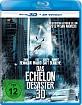 Das Echelon Desaster 3D (Blu-ray 3D) Blu-ray