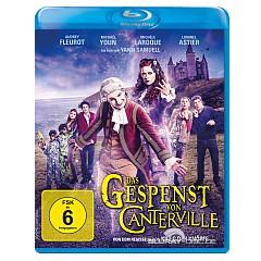 Das Gespenst von Canterville (2016) Blu-ray